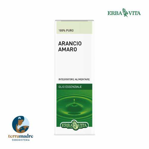 Erba Vita - Arancio Amaro - Olio Essenziale