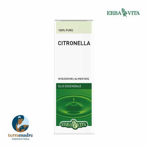 Erba Vita - Citronella - Olio Essenziale