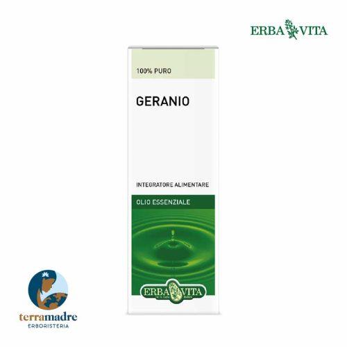 Erba Vita - Geranio - Olio Essenziale