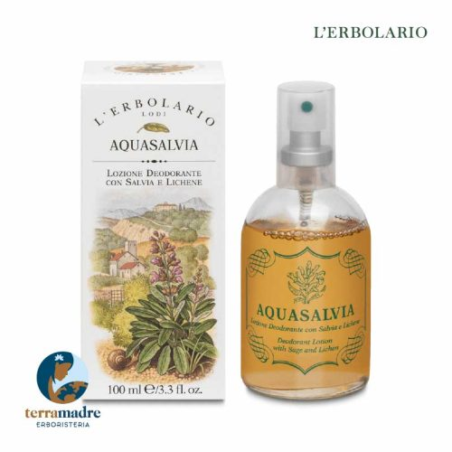 L'Erbolario - Aquasalvia Lozione - Deodoranti