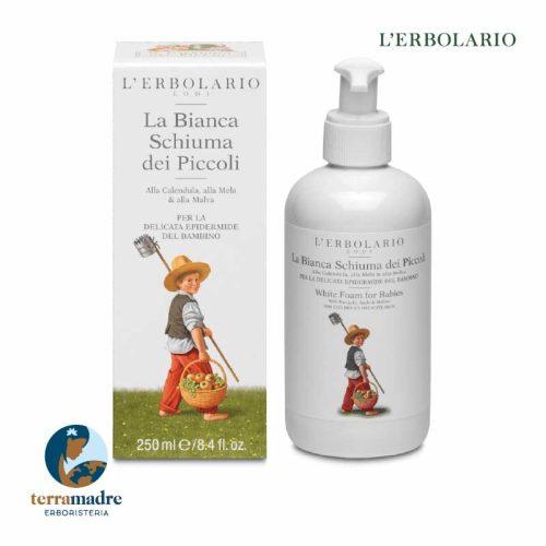 L'Erbolario - Bianca Schiuma - Il Giardino Dei Piccoli