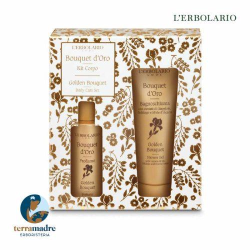 L'Erbolario - Kit Corpo - Bouquet d'Oro
