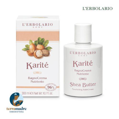 L'Erbolario - Bagnocrema Nutriente - Karité