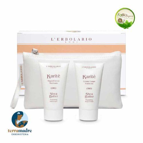 L'Erbolario - Beauty Pochette - Karité