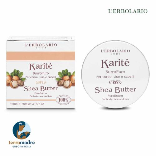 L'Erbolario - Burro Puro - Karité