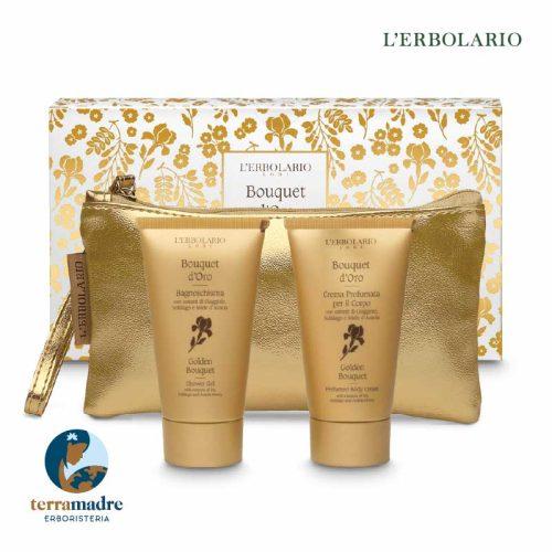 Erbolario - Beauty-Pochette - Bouquet d'Oro