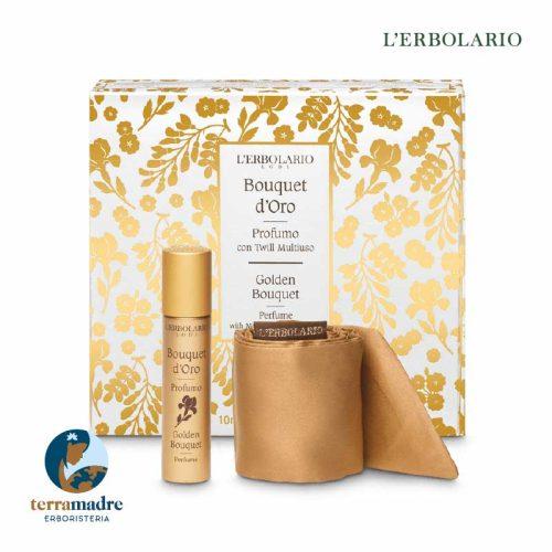 L'Erbolario - Profumo con Twill Multiuso - Bouquet d'Oro