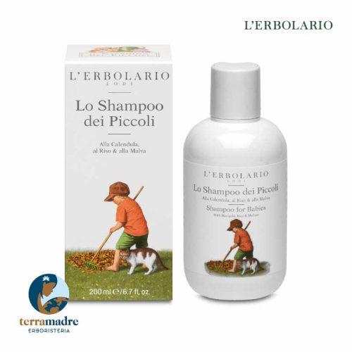 L'Erbolario - Shampoo - Il Giardino Dei Piccoli