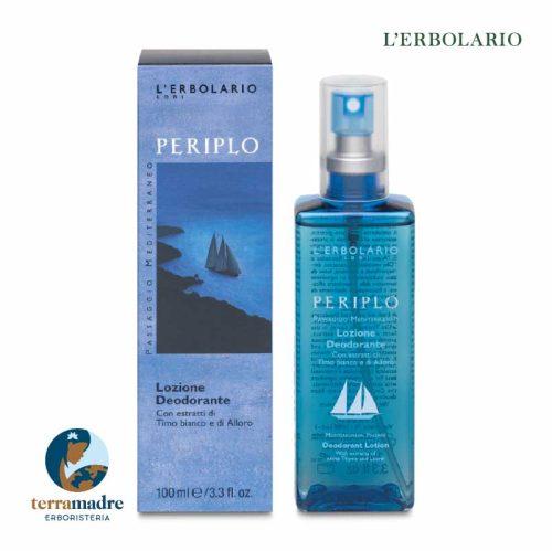 L'Erbolario - Lozione Deodorante - Periplo
