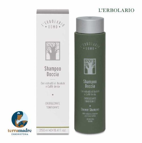 L'Erbolario - Shampoo Doccia - Uomo