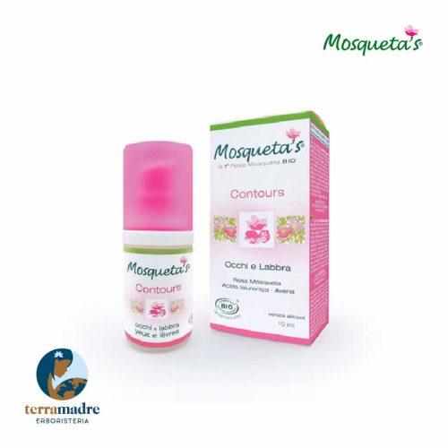 Mosqueta's - Contorno Occhi e Labbra – Bio