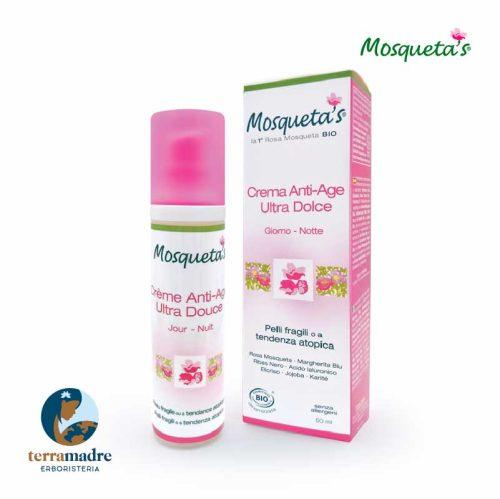 Mosqueta's - Crema Anti-Age Ultra Dolce – Bio