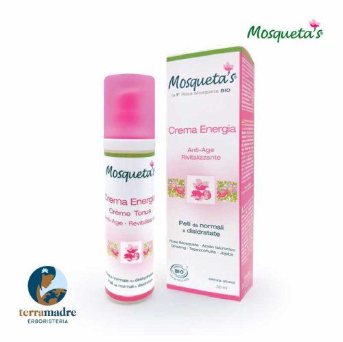 Mosqueta's - Crema Energia Anti-Age – Bio