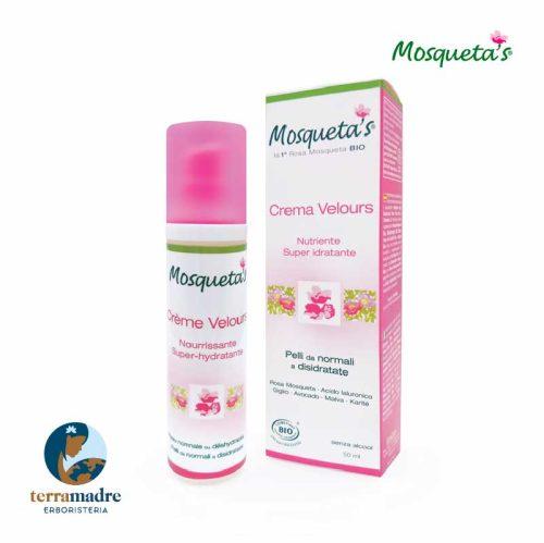 Mosqueta's - Crema Velours Super Idratante – Bio