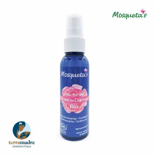 Mosqueta's - Eau Florale Rose De Damas – Bio
