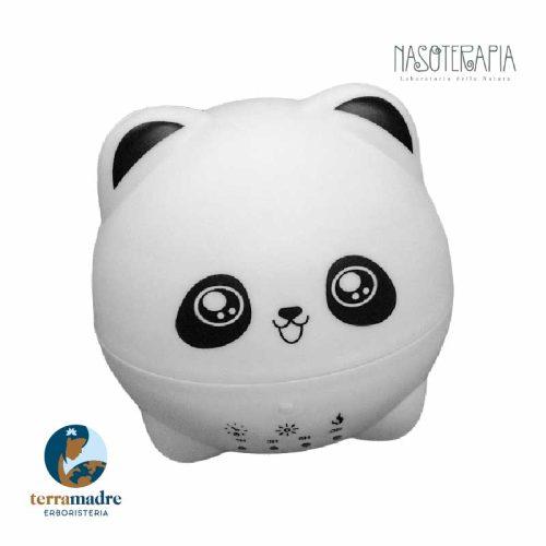 Nasoterapia - Diffusore a Ultrasuoni Double Face - Tigro e Panda