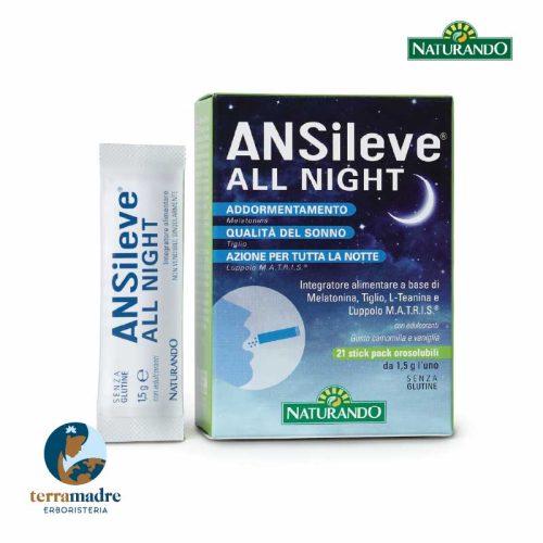 NATURANDO ANSILEVE ALL NIGHT