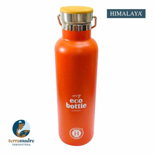 Himalaya - My Eco Bottle in Acciao - Arancione