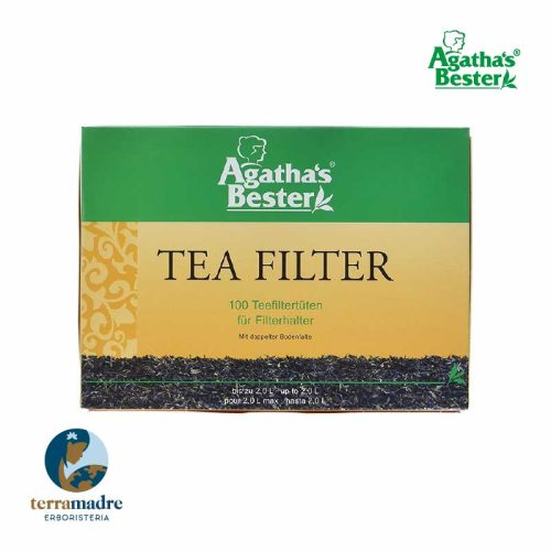 Agatha's Bester - Sacchetti Filtro - Tea Filter
