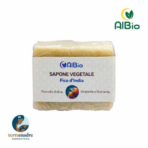 Albio - Sapone Naturale Vegetale - Fico D'India Siciliano