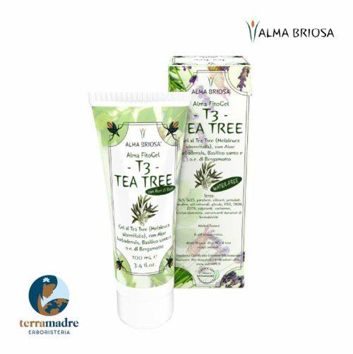 Alma Briosa - T3 – Tea Tree - Gel Water Free