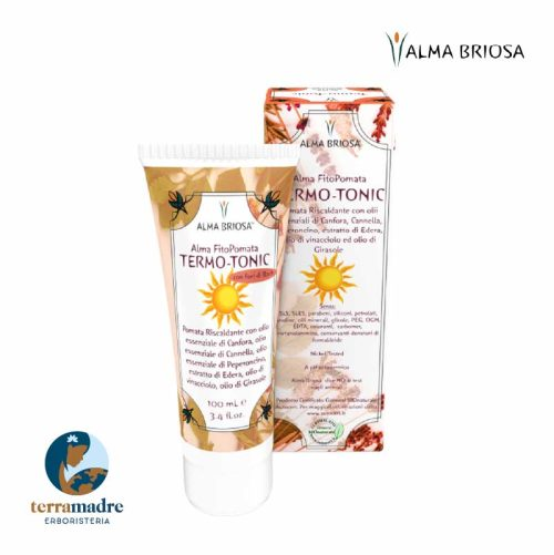 Alma Briosa - Termo-Tonic - Pomata