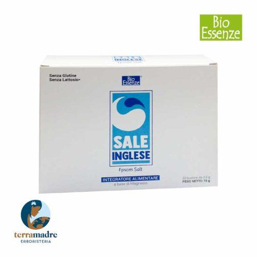 Bio Essenze - Sale Inglese