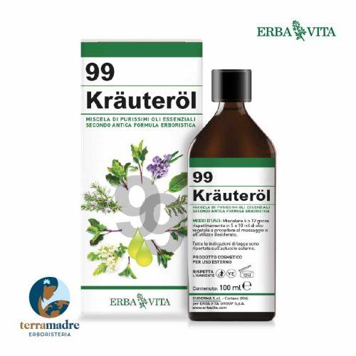 Erba Vita - Kräuteröl 99