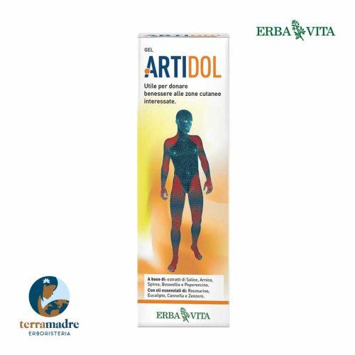 Erba Vita - Artidol - Gel