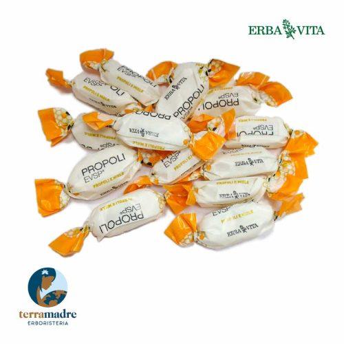 Erba Vita - Caramelle - Propoli EVSP e Miele