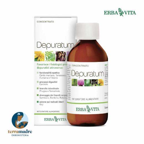 Erba Vita - Depuratum Concentrato