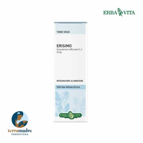 Erba Vita - Erisimo - Tintura Idroalcolica