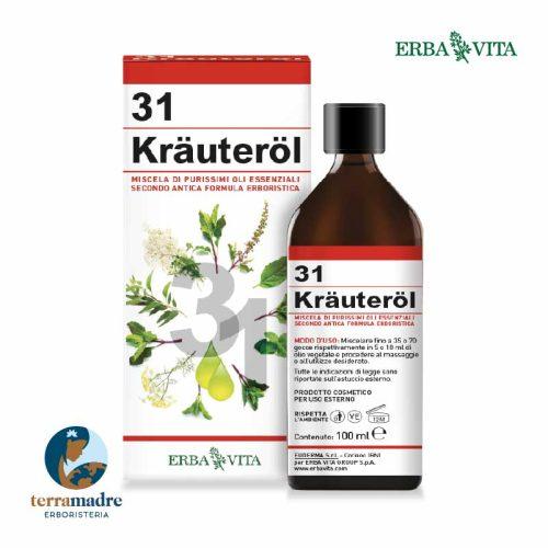 Erba Vita - Kräuteröl 31