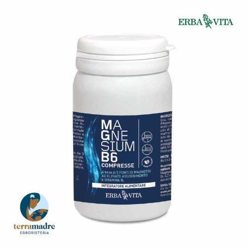 Erba Vita - Magnesium B6 - Compresse