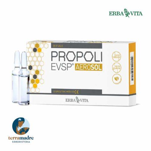 Erba Vita - Aerosol Propoli EVSP - 20 Fiale