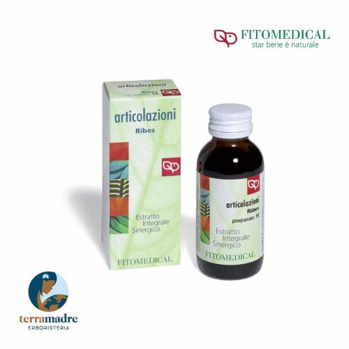 Fitomedical - Articolazioni - Estratti Integrali Sinergici