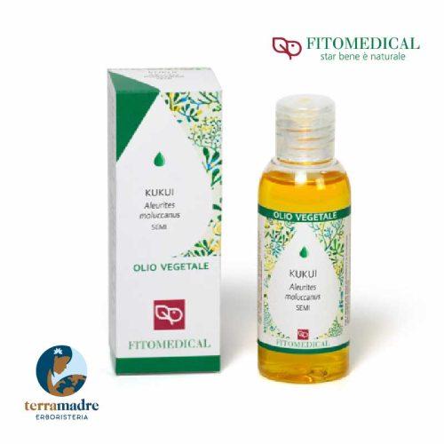 Fitomedical - Kukui OV - Olio vegetale