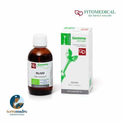 Fitomedical - Olivo - Gemmoderivato