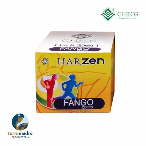 Gheos - Harzen Fango con oli essenziali