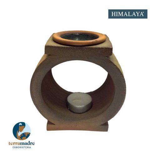 Himalaya - Diffusore Oli Essenziali in Terracotta - Fuji