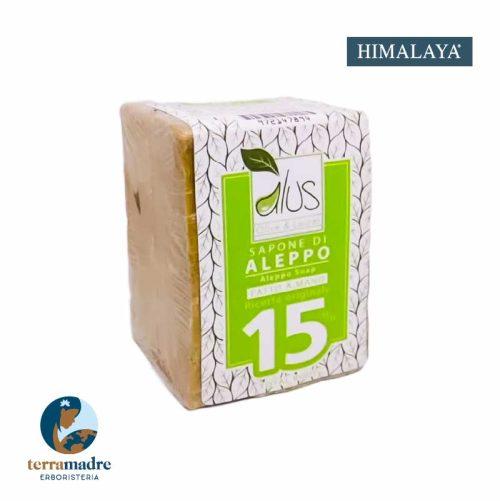 Himalaya - Alus - Sapone di Aleppo - Olio di Alloro - 15%