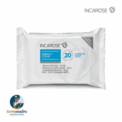 Incarose - Salviette Struccanti - 20Pz