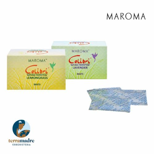 Maroma - Colibrì Piastrine - Lemongrass/Lavanda