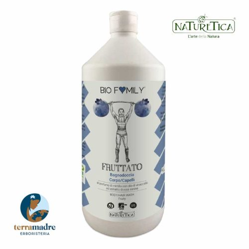 Naturetica - Biofamily - Bagno Doccia Fruttato