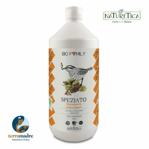 Naturetica - Biofamily - Bagno Doccia Speziato