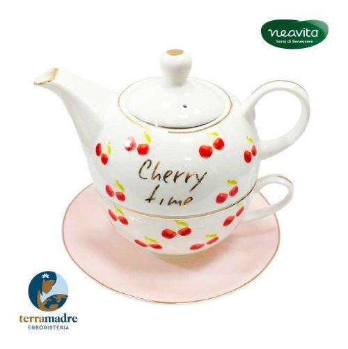 Neavita - Cherry Time - Tea for 1