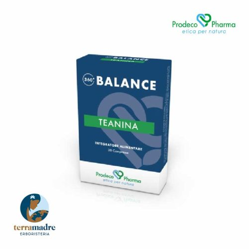 Prodeco Pharma - 360 Balance Teanina