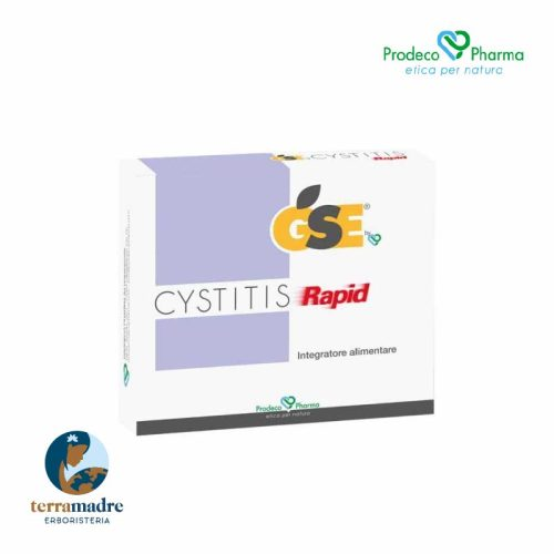 Prodeco Pharma - Cystitis Rapid - Capsule