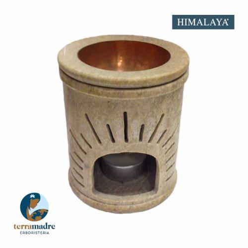 Himalaya - Diffusore Oli Essenziali in Pietra Saponaria