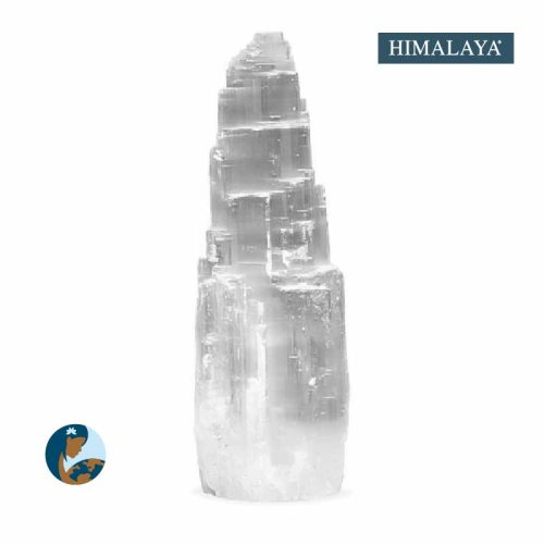 Himalaya - Lampada di Selenite - 25 cm